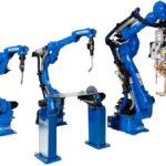 YEU Arc and Spot Welding Robots